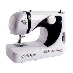 Máquina de costura ponto corrente 2 agulhas