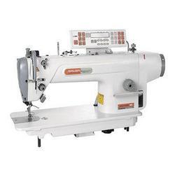 Máquina de costura reta eletrônica industrial sun special